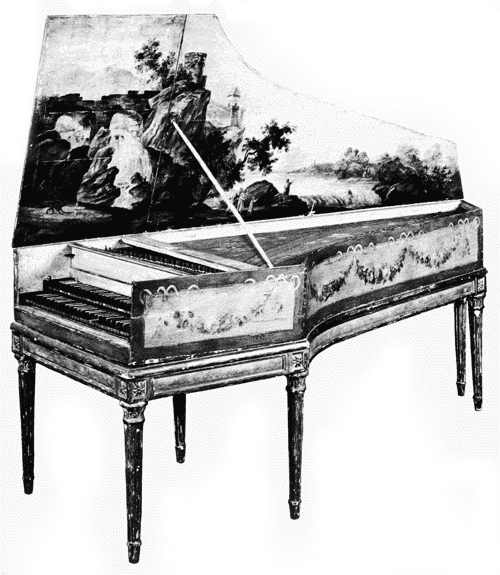 The Project Gutenberg Ebook Of Harpsichords And